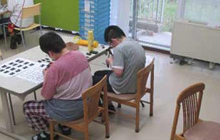 大阪府社会福祉事業団 OSJ 工房寄り添いの丘