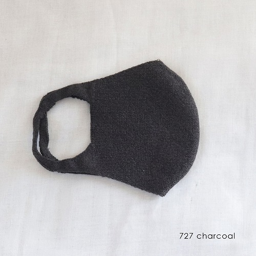 ittoの和紙マスク [児童用] チャコール